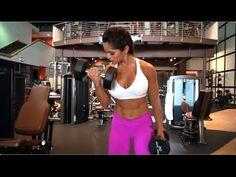 Michelle Lewin, la atleta y modelo fitness venezolana [FOTOS] | El Comercio Perú