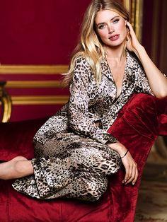 The Afterhours Satin Pajama #VictoriasSecret http://www.victoriassecret.com/sleepwear/pajamas/the-afterhours-satin-pajama?ProductID=93870=OLS?cm_mmc=pinterest-_-product-_-x-_-x