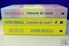 Bolsa com Batom » Blog Archive » Romances Fofos e Divertidos! Shophie Kinsella