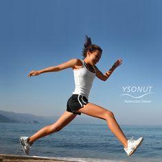 [CONSEJO] Cuando realizás una #actividad física tu cuerpo elimina, a través del sudor, impurezas y residuos que puedan llegar a ocasionar granitos y puntos negros. ¡Ahora que se acerca la #primavera, no esperes más para ponerte en movimiento! Salud vidasana #ysonut