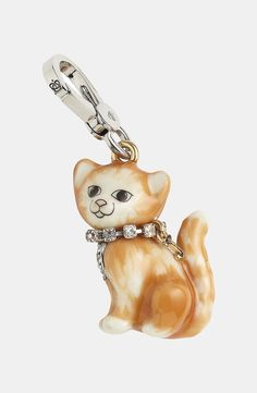 Juicy Couture Cat Charm
