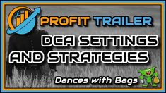 Profit Trailer Guide - DCA Settings and Strategies! - Dances with Bags Ep 3 In this video I go over the DCA (Dollar Cost Average) or Double Up setting in ProfitTrailer. It can be an extremely profitable tool when setup correctly! I go over settings and strategies as well as a general overview of how DCA is calculated. ======================================================= Master Spreadsheet - http://ift.tt/2zvFH3k ================== SOCIAL MEDIA ======================== Twitter…