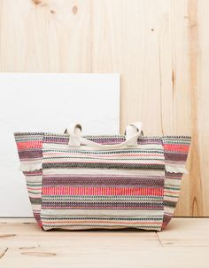 Bershka Hungary - Beach shopping bag