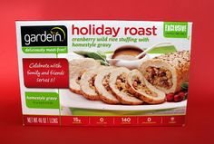 Gardein Holiday Roast.