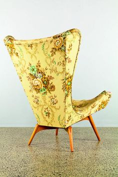 Another Bob Roukema chair (not original upholstery, but I still like it!)