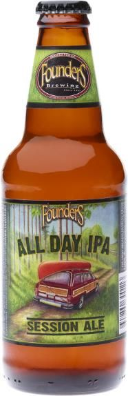 Founders All Day IPA -- Poured golden with big thick white head. Huge aroma on this one. Tropical and citrus fruits. Nice bitter grapefruit taste, love this style of ipa and its a super interpritation of the style. Beer Brewing, Home Brewing, Founders Brewery, Low Calorie Beer, Brew Haha, Session Ale, Cooking With Beer, How To Make Beer, Best Beer