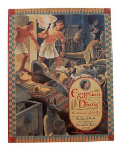 Egyptian Diary: The Journals of Nakht