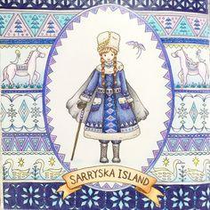 Eriy's Romantic Country - Sarryska Island