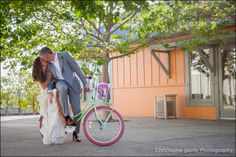 Bride and groom at The Carneros Inn in Napa Valley, CA  #weddingphotography #napavalley #christophegentyphotography