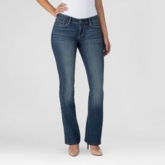 DENIZEN® from Levi's® Women's Modern Boot Cut Jeans - Celestial - 2 : Target
