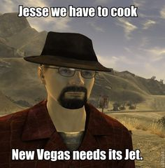 Breaking Bad: New Vegas