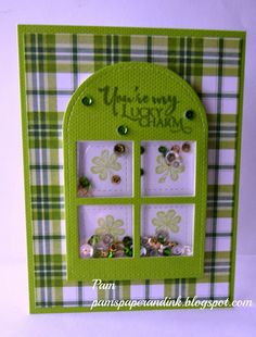 Pam's Paper & Ink : You're My Lucky Charm!