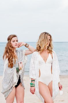 Get The Look: Beach