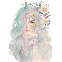 Cool Anime Girl ❤ liked on Polyvore featuring art, backgrounds, filler, anime, decorations, doodle, outline and scribble
