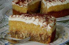 Vanilla Cake, Cheesecake, Desserts, Food, Armin, Vegan Baking, Popular Recipes, Chickpea Recipes, Apple Sour Cream Cake