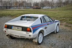 Lancia Beta 1970 Monte Carlo - a photo on Flickriver