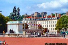 Lyon, Place Bellecour
