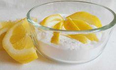 Lemon n baking soda
