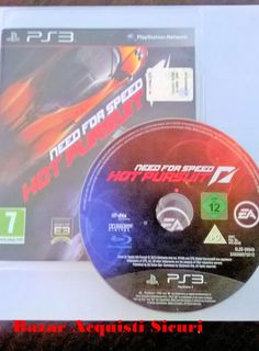VIDEOGIOCO PS3 NEED FOR SPEED HOT PURSUIT