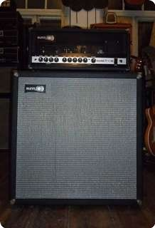 Sunn/Fender / Model T / 1993 / Black/'Silver / Amp