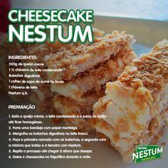 Que tal experimentar esta maravilhosa sobremesa? :)