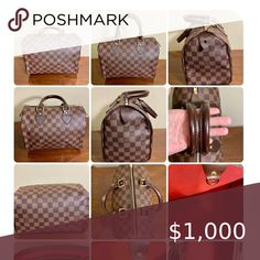 Louis Vuitton Bag 25 Speedy,Clean Louie Bag Louis Vuitton Bags Shoulder Bags