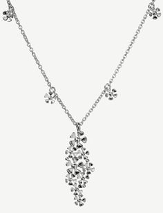 """""""Lumoava Tuomi"""" (quote) pendant made of sterling silver Finnish design by Carina Blomqvist Made in Finland by saurum. Finland, Bling Bling, Jewelry Accessories, Pendants, Brooch, Quote, Necklaces, Jewellery, Traditional"""