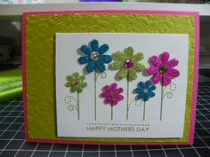 NEWEST SCRAP  BOOKING MOTHERS DAY CARDS | Peace, Love & Scrapbooking: Mother's Day Card