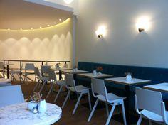 Stereo Cafe. Ein Juwel im Stil der 50er. Empfohlen von HIP HIT HURRA! www.hip-hit-hurra.de