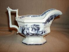 c1850 Staffordshire Ironstone Mulberry by PastPossessionsOnly, $54.95