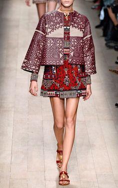 Valentino Spring/Summer 2014 Trunkshow Look 51 on Moda Operandi