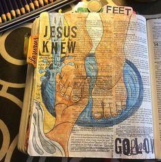 Scripture Doodle, Scripture Art, Bible Art, Bible Doodling, Bible Prayers, Bible Scriptures, Journaling, Bibel Journal, Bible Study Tips