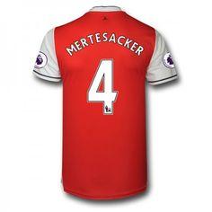 Arsenal 16-17 Per Mertesacker 4 Hjemmedraktsett Kortermet.  http://www.fotballteam.com/arsenal-16-17-per-mertesacker-4-hjemmedraktsett-kortermet.  #fotballdrakter