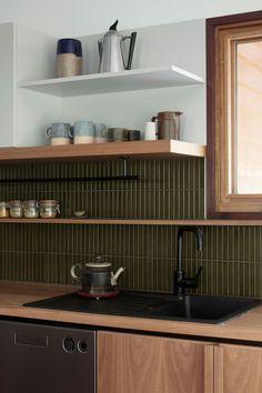 Interior Desing, Interior Architecture, Küchen Design, House Design, Chair Design, Modern Design, Cocinas Kitchen, House On A Hill, Kitchen Interior