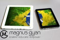 O primeiro milhão da startup Magnus Gyan
