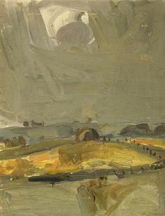 Your Paintings - Joan Kathleen Harding Eardley paintings Pastel Landscape, Summer Landscape, Contemporary Landscape, Abstract Landscape, Landscape Paintings, Aberdeen Art Gallery, Gallery Of Modern Art, Art Uk, Autumn Art