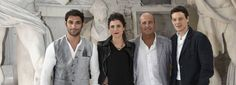 Sacrificio d'amore storia passione nella nuova serie con Francesco Arca Francesca Valtorta