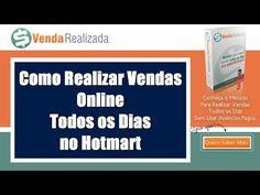 Venda Realizada   Como Realizar Vendas Online TODOS os DIAS no HOTMART