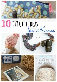 Awesome list of gift ideas for the mom in your life!! -- Tatertots and Jello for eBay spon