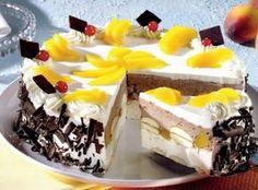 Csokoládéhabos babapiskótaszelet – sütés nélküli bámulatos karácsonyi finomság! - MindenegybenBlog Cheesecake, Desserts, Recipes, Food, Tailgate Desserts, Deserts, Cheesecakes, Recipies, Essen