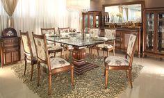 cadeira colonial com mesa moderna - Pesquisa Google