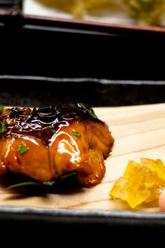 Making this for dinner tonight but wrapped in tin foil and baked at 400 instead of in a pan. Hope it makes the Mahi Mahi taste good because this fish isn't normally one of my favorites. Ginger-Glazed Mahi Mahi Recipe