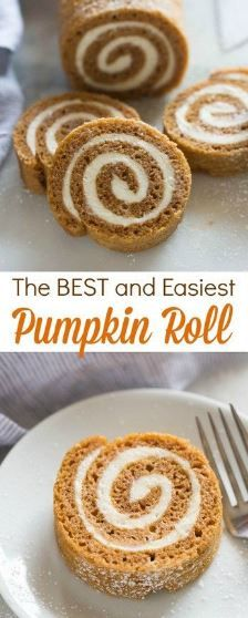 Roll - Phone Arena Site - Desserts Food -Pumpkin Roll - Phone Arena Site - Desserts Food - Favorite Pumpkin Cake Roll Recipe Classic Pumpkin Roll recipe with a trick to make the process easier then ever! Pumpkin Roll Cake, Pumpkin Dessert, Pumpkin Spice, Pumpkin Rolls, Recipe For Pumpkin Roll, Pumpkin Cheesecake Roll Recipe, Pumpkin Cream Cheese Roll, Köstliche Desserts, Delicious Desserts