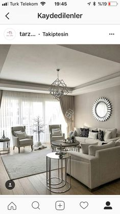 New Simple Furniture Home Decor Family Rooms Ideas Fancy Living Rooms, Paint Colors For Living Room, Living Room Modern, My Living Room, Home And Living, Family Room Furniture, Home Decor Furniture, Living Room Furniture, Family Rooms