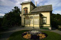 Troldhaugen was the home of Norwegian composer Edvard Grieg  Bergen, Norway