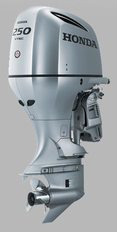 HONDA The BF250 Outboard