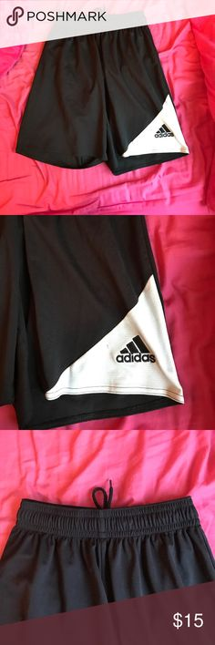 Soccer shorts Worn for a few seasons but still in great condition. Tag was cut out but definitely a size small. Accepting offers now on all products Bottoms Shorts
