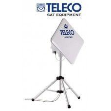 Teleco Activsat 53SQ SMART DiSEqC Vlakantenne 53x53. Nu te koop bij adjelectronics Caravan, Camper, Bluetooth, Software, Smartphone, Apps, Travel Trailers, App, Motorhome