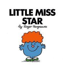Little Miss Star Mr Men Little Miss, Little Miss Books, Little Miss  Characters, 0df4f08f50c9