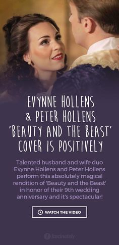 Evynne Hollens & Peter Hollens 'Beauty and the…